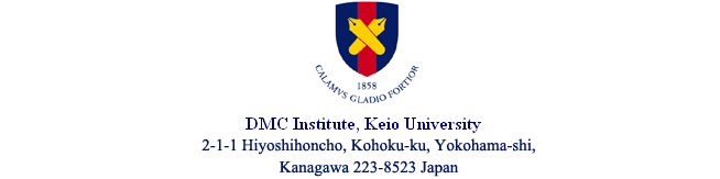 DMC Institute, Keio University.